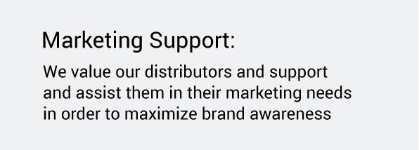 Marketing Support