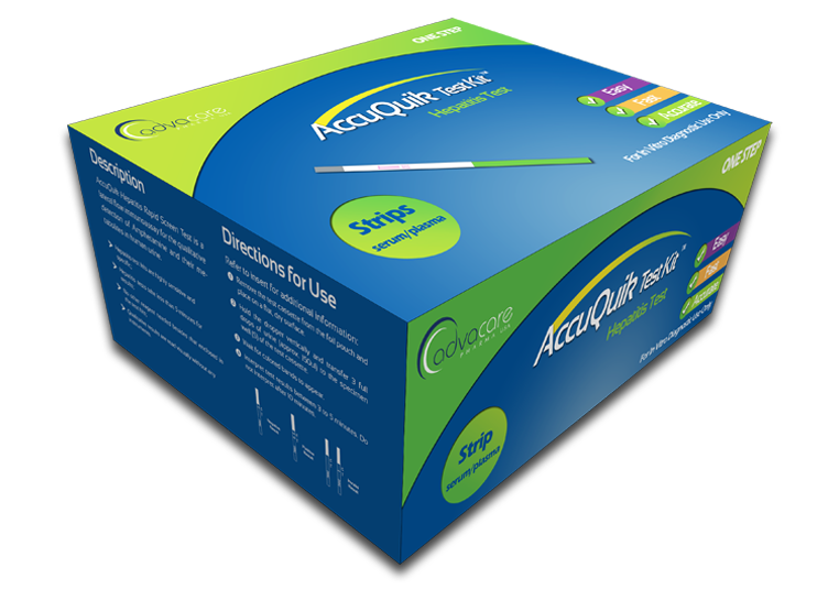 Hepatitis Test Kits