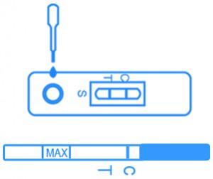Drug Test Kit Cassette and Strip Form