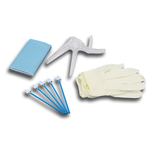 Disposable Gynecological Examine Kit